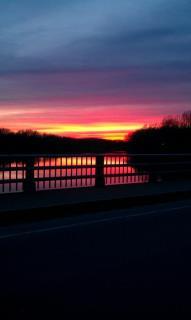 St. Patrick's Sunset